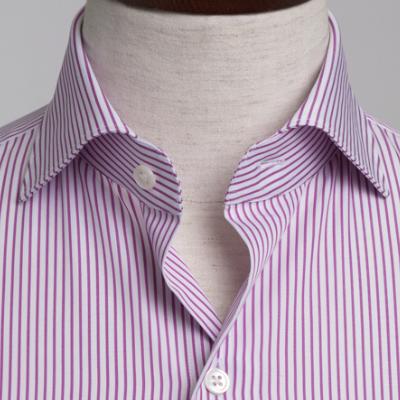 ドレスシャツの柄とそれぞれの特徴